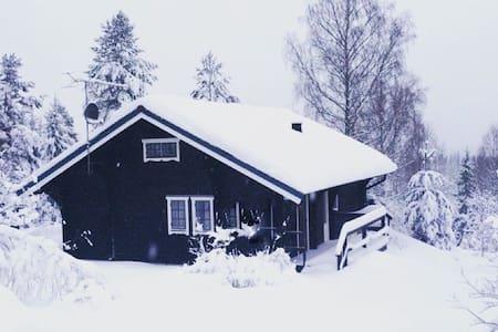 Cozy cabin near Romme Alpine - Idkerberget  - Sommerhus/hytte