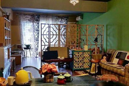 五象广场水晶城旁的一室一厅_阿咘的家 - 南宁 - Wohnung