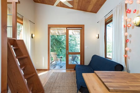 Tiny House in the Trees - Vashon - Cabin
