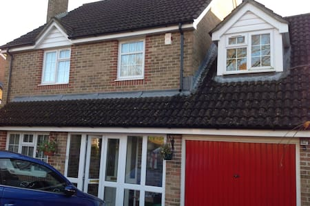 Friendly mod family home .....easy access London, - Newbury