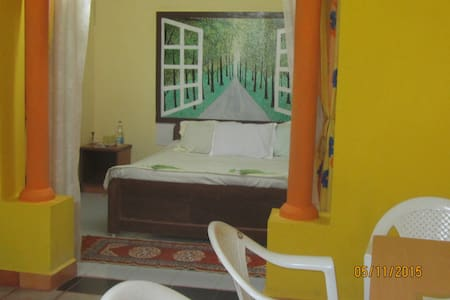 serene waters Family suit - Nord-Goa - Bed & Breakfast