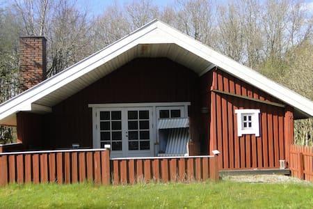 Ferienhaus im skandinavischen Stil - Arrild - Casa
