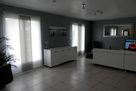 Chambres individuelle tout proche d'Etretat - Rumah
