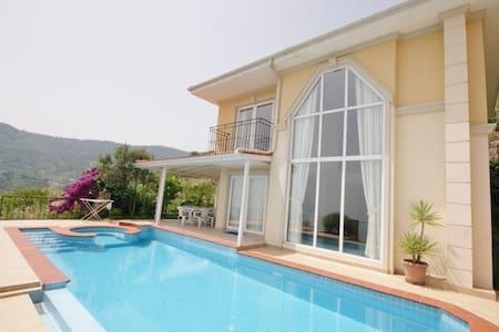 Panorama Villa (5), Alanya, Turkey - Talo