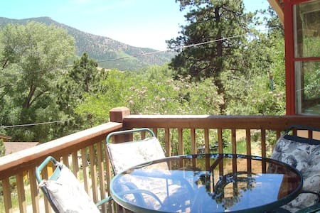 Rocky Mountain Retreat Mtn Views - Casa