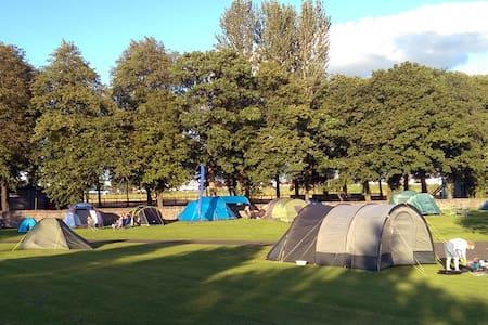 1 Man Tent EdinburghFestivalCamping - Edimburgo - Tenda
