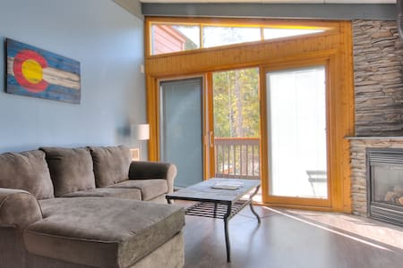 NEW Listing - Ski Keystone! - sleeps 4 - Keystone