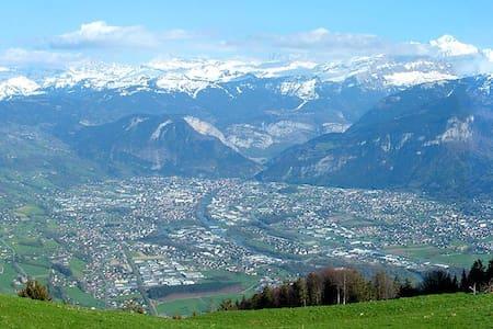 F3 au coeur de la Haute Savoie - Scionzier - Wohnung