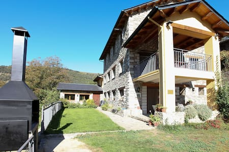 El Jardí | Casa rural ideal para familias y grupos - House