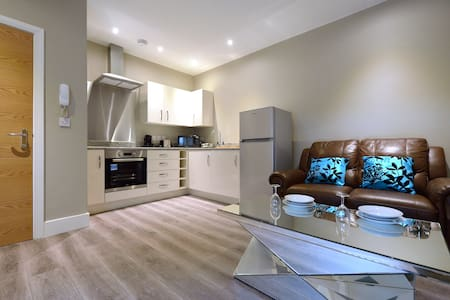 **The BEST apartments in Sheffield!** Apt2 - Lägenhet