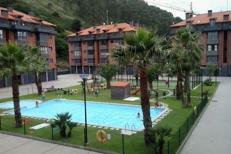 Apartamento nuevo en urbanización privada - Cantàbria - Pis