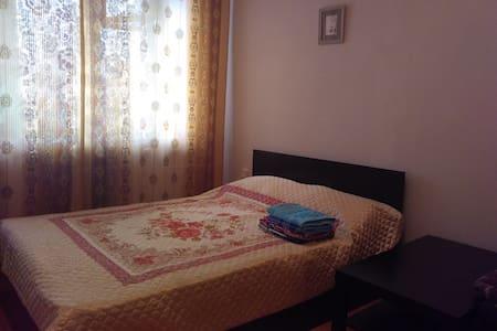 Уютная квартира рядом с метро - Wohnung