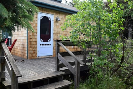 Oceanfront Beach Cabin -North Shore - Mount Stewart - Stuga