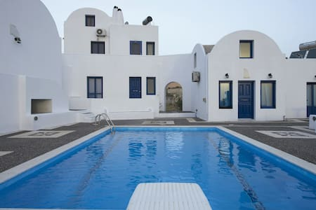 Santorini Traditional Suites CANAVA Suite - Appartement