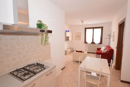 Comfortable two bedrooms apartment 5 single beds - Montecchio Maggiore-Alte Ceccato - Huoneisto
