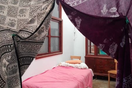 Room in a charming house with terrace and rooftop - Tafira Baja