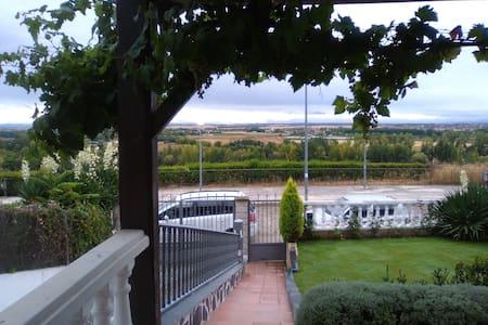 Habitacion doble con desayuno, a 4 km. Salamanca - Cabrerizos