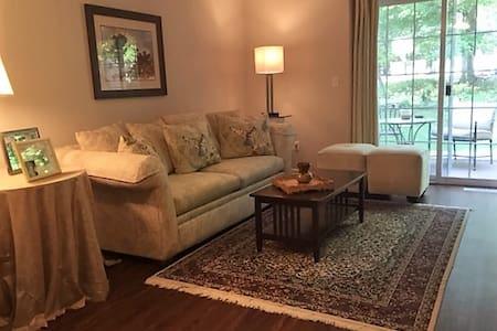 Comfy Bedroom, clean & bright - Kalamazoo - Reihenhaus
