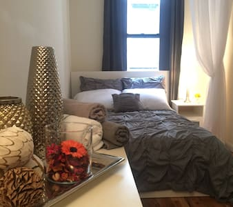 Clean apartment, BEST location! - New York - Apartment