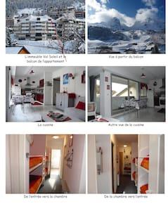 Appartement meublé 8 couchages - Lejlighed