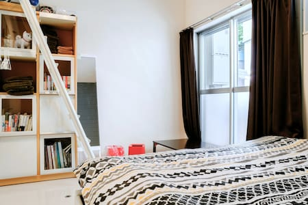 8min from Nagoya station+free wifi - Byt