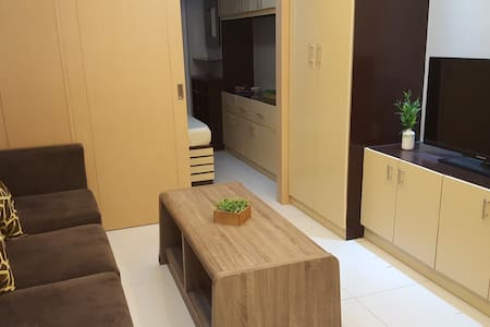 Homey 1BR unit at Wind Residences Tagaytay - Appartement