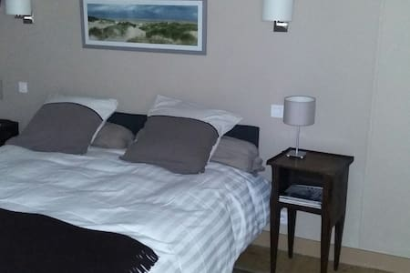 B&B sea vue: room 1 (private bath) - Cayeux-sur-Mer