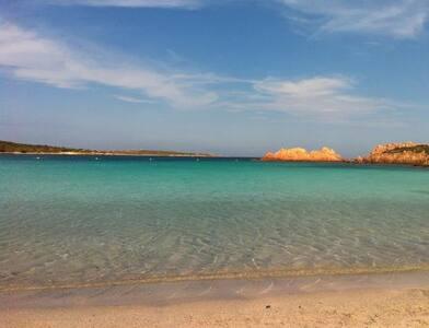Monolocale sul mare Villaggio Piras - Villaggio Piras - Lejlighed