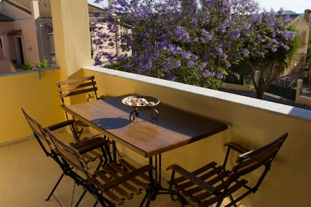 House just 2km away from Corfu town! - Alepou