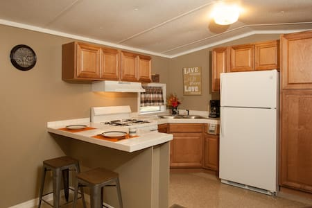 Sunburst RV Resort Cabin Rentals - Chalet