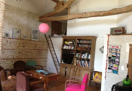 Maison calme 4 à 6 pers. dans Albi - Talo