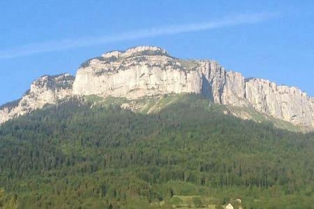 T4 au calme à proximité d'Annecy - Villaz