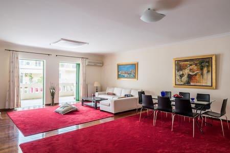 Spacious 3bedroom Apartment Nafplion - Nafplio - Huoneisto
