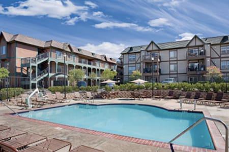 Solvang, CA 3 BR Condo (Sleeps 8) - Condominium
