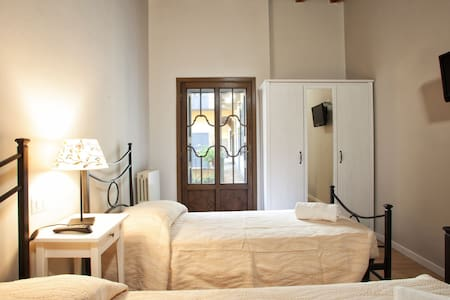 Doppia con bagno condiviso - Milano - Bed & Breakfast