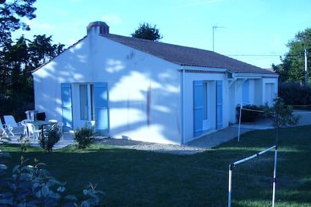 PORNIC400mPlage-Villa6P/3CH-Jardin clot-chienOK - Pornic
