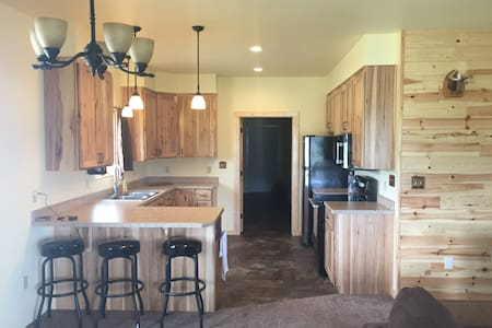 Montana Mountain View - Haus