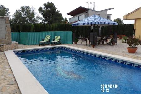 Dans maison individuelle avec piscine. - Sangonera la Verde - Haus