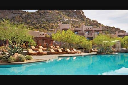 DEC 23-30 Four Seasons  2BR Villa - Scottsdale