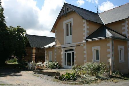 Gite au calme aux portes de Nantes - La Haie-Fouassière - Rumah Tanah