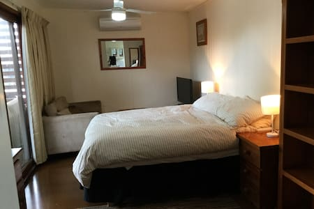 Studio apartment in the heart of Graceville - Graceville - Leilighet