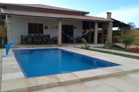 Beautiful House in Aguas Belas Beach - Cascavel