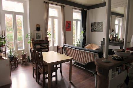 Spacieux T2 49 m2 avec balcon