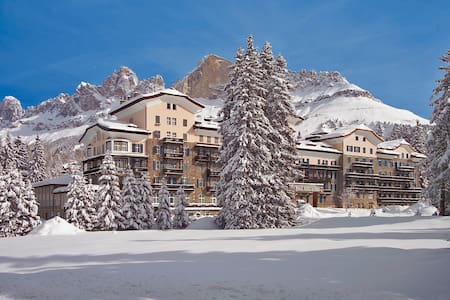 Residence Grand Hotel Carezza - Appartement
