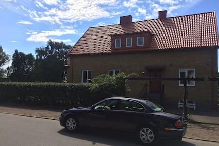 Hus till uthyrning i centrala Halmstad - Halmstad - House