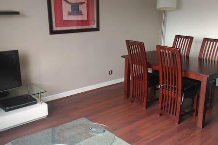 Appartement tout confort très calme - Apartamento