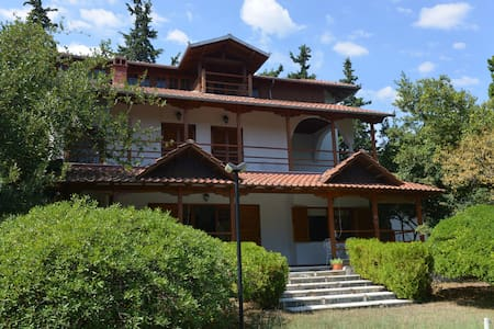 Villa Vanda - ideal for family vacations! - Leptokarya