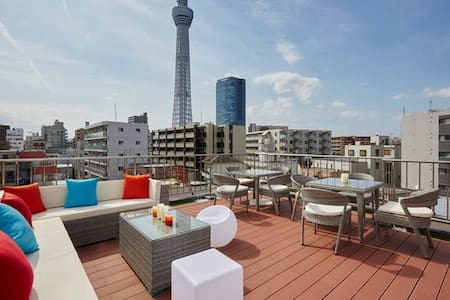 Tokyo skytree house #202 ☆open sale☆ - Apartment
