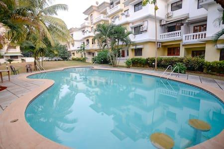 TripThrill GIH 1 BHK apartment 4 - Lakás
