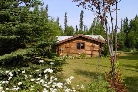 Hope Lake Cabin - Stuga